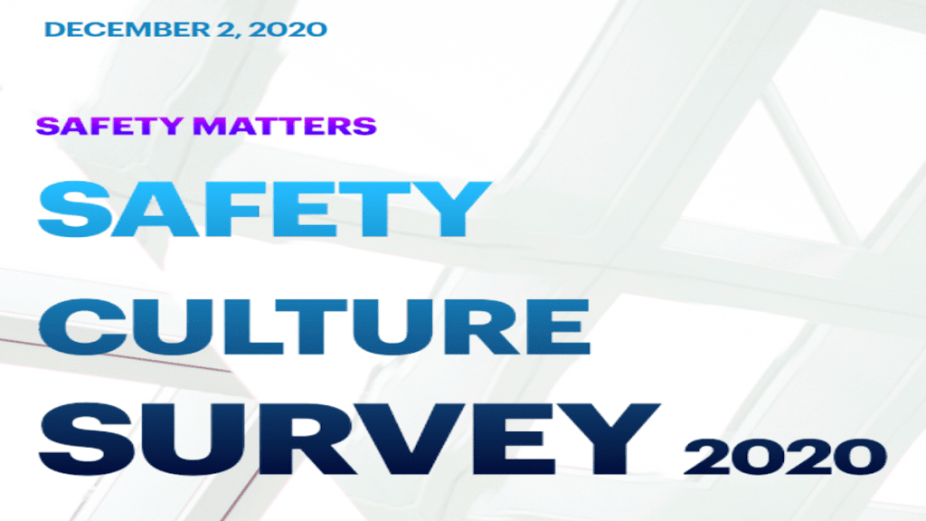 Safety Survey