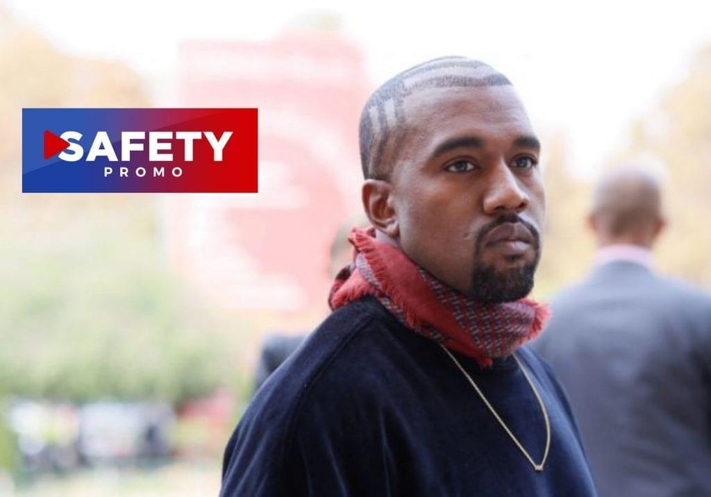 Kanye West renoncerait à sa candidature aux présidentielles américaines- SAFETY PROMO