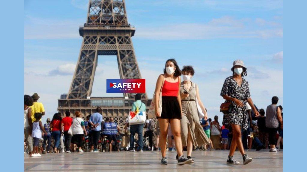 Les masques obligatoires dans certaines zones de Paris dès lundi 10 Août