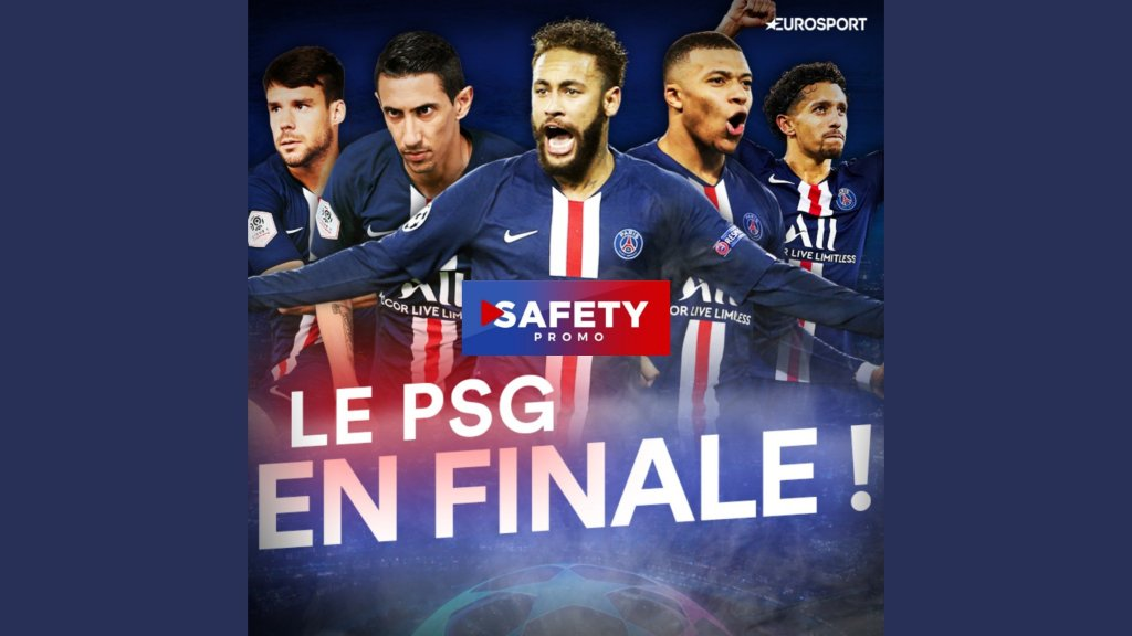 Ligue des Champions : Le Paris Saint-Germain se qualifie en finale