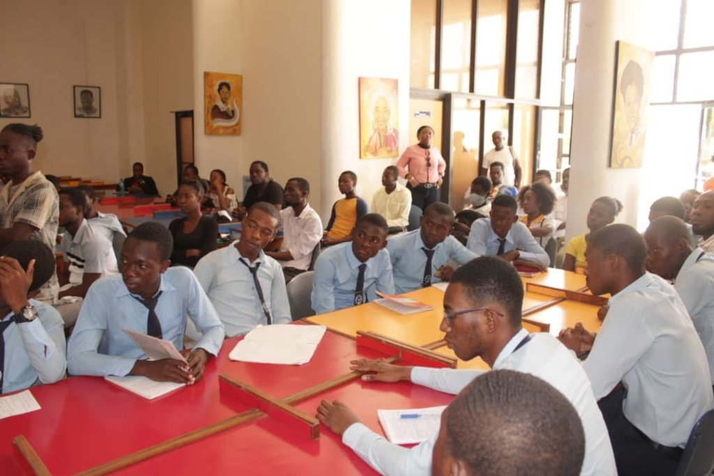La Journée mondiale du livre et du droit d'auteur célébrée en grande pompe, à la Bibliothèque Nationale d'Haïti, ce vendredi 23 Avril 2021