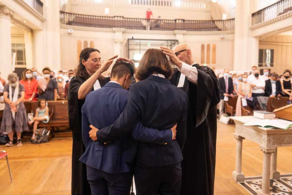 L'Eglise protestante en France célèbre le premier mariage de pasteures lesbiennes
