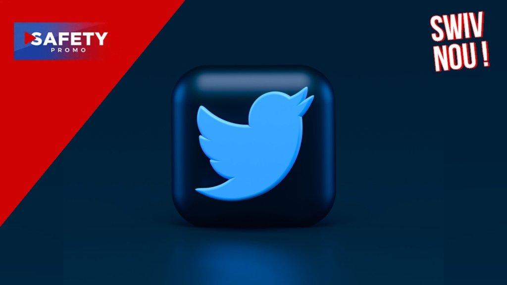 Twitter lance sa nouvelle police de caractères et limite la couleur bleu