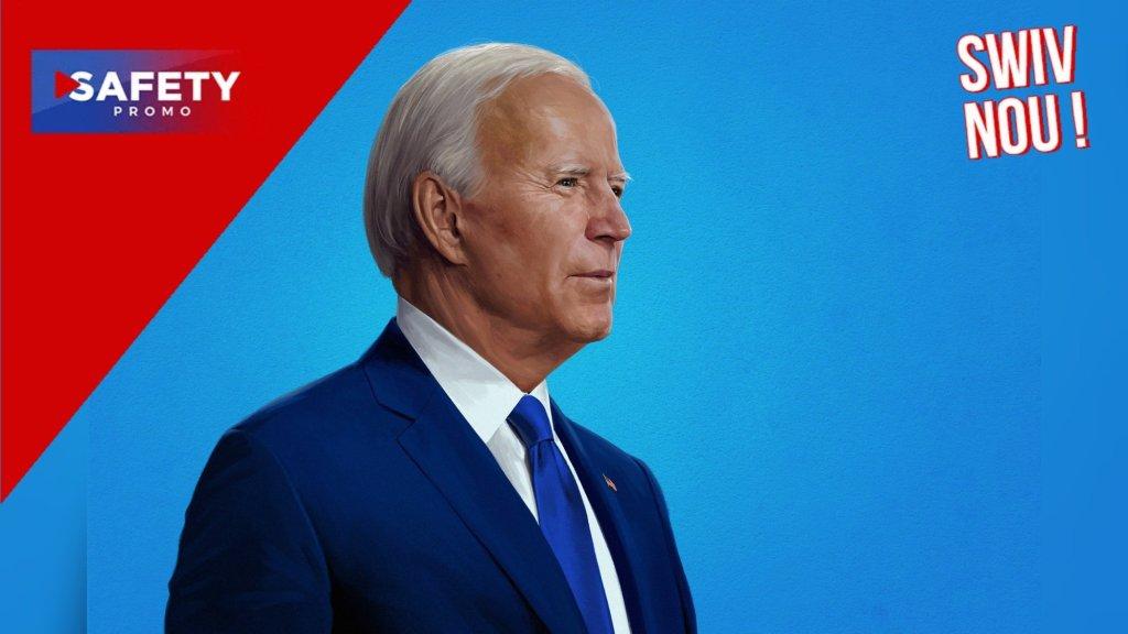 Joe Biden est « attristé » et offre son soutien au pays