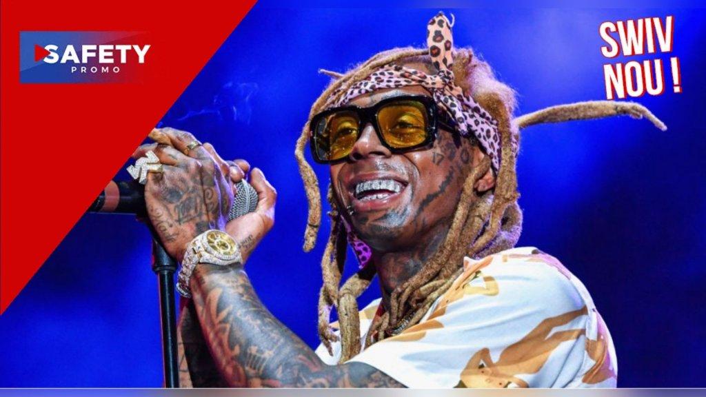 Lil Wayne a offert son soutien financier au policier qui lui a sauvé la vie lorsqu'il a fait une tentative de suicide à 12 ans