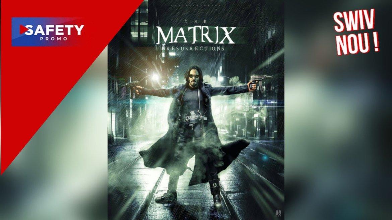 Matrix 4: s'appellera The Matrix Resurrections