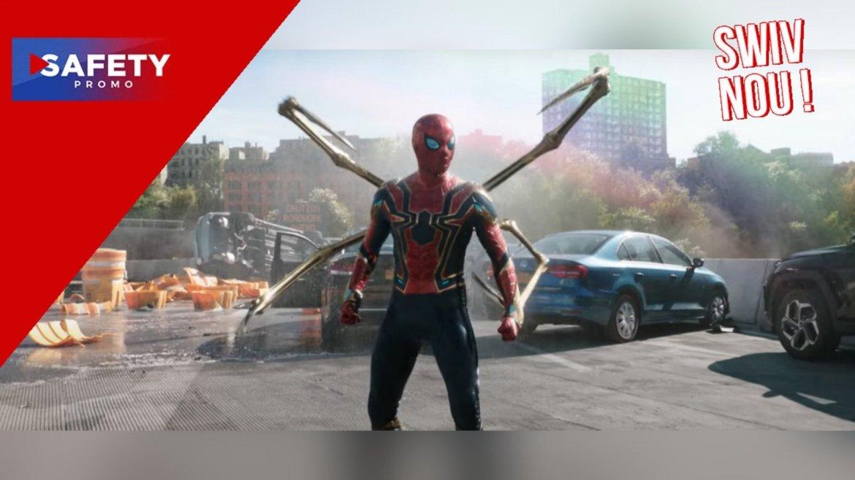 Le trailer de Spider-Man a battu tous les records de vues en 24 heures