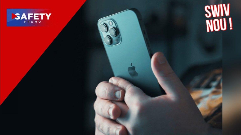 L'iPhone 13 bien prévu pour le 17 septembre