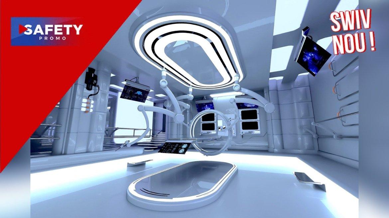 Les chirurgiens pourraient bientôt utiliser des mini-robots pour opérer à distance