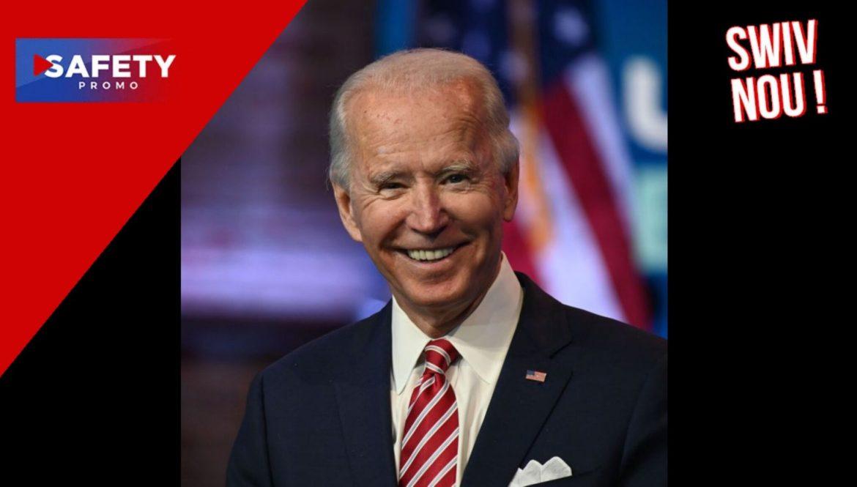 États-Unis: Joe Biden appelle les Américains à recevoir une troisième dose de vaccin