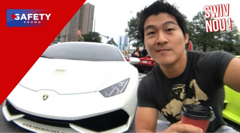 Ce crypto-millionnaire a acheté une Lamborghini pour 115 $ grâce à bitcoin
