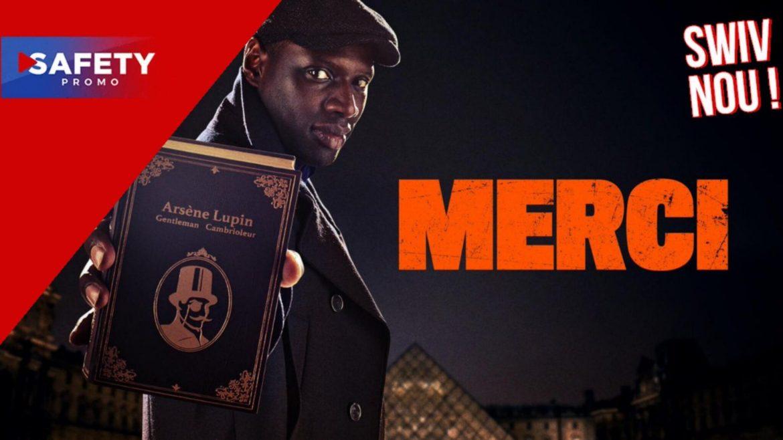 Omar Sy signe avec Netflix pour produire et jouer dans des films pour la plateforme
