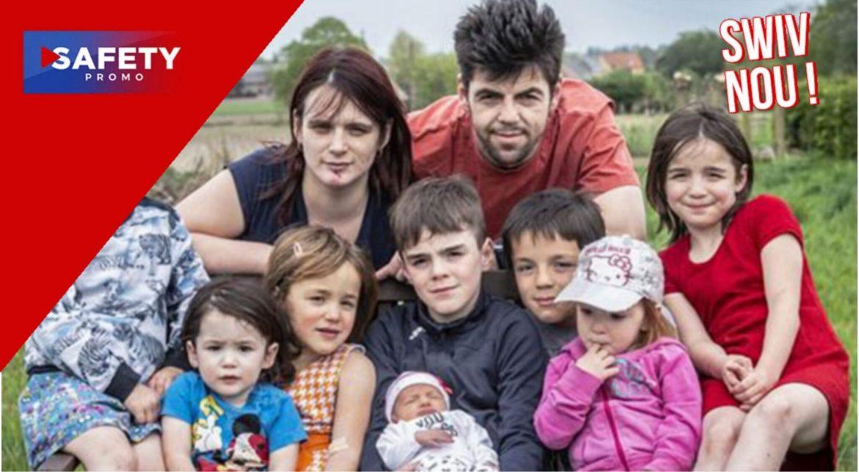 CE COUPLE A UTILISÉ LES 4 MÊMES LETTRES POUR NOMMER SES 12 ENFANTS