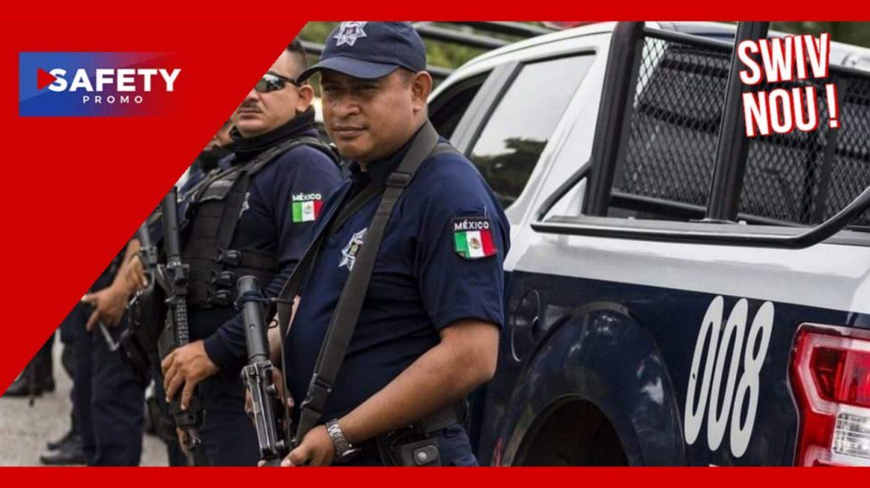 Le nouveau chef de la police de Tijuana reçoit une tête coupée pour son premier jour