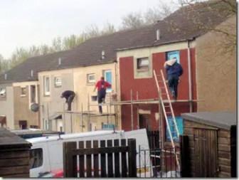 unsafe scaffold