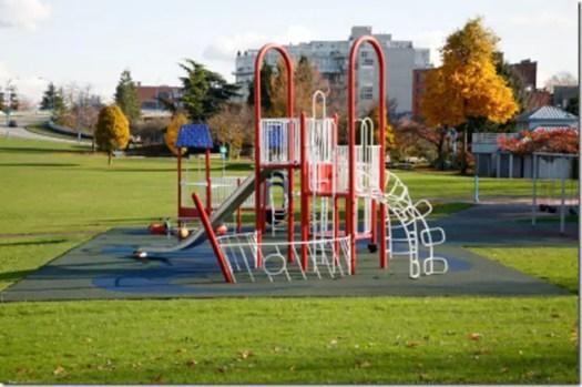 Children's Outdoor Climbing Frame