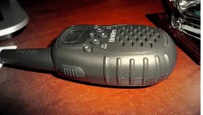 safety radio