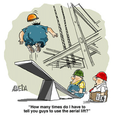 Safety Cartoons Free Safetyrisk Net