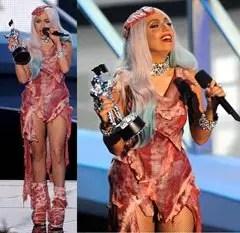 Lady-gaga-meat-dress