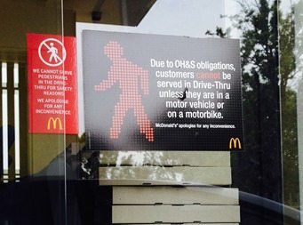 McDonalds Safety