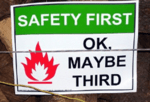 All Injuries are Preventable and Other Silly Safety Sayings