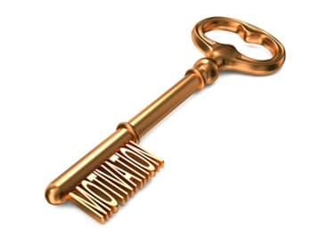 Motivation - Golden Key.