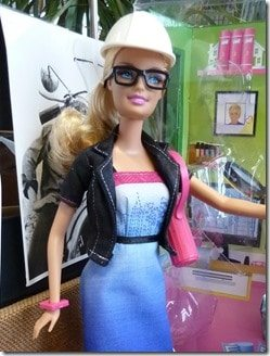 safety barbie