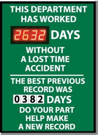 safety record