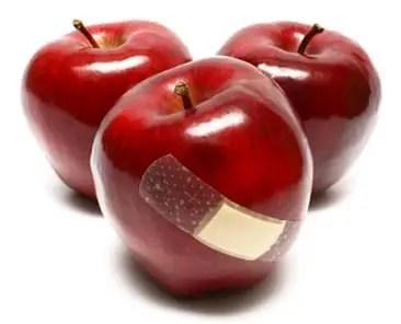 Sick Apples