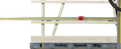QUICK STOP® Gauge for making repetitive cuts on your panel saw