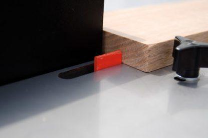 adjusting the pocket depth on screw pockets