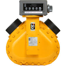 Flow Meter Liquid Controls M80