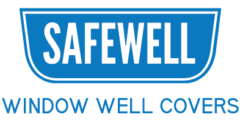 Safewell Window Well Covers in Utah Logo
