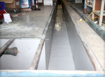 Method Statement for Installation of GRP Lining