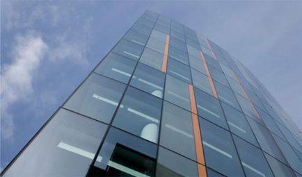 aluminium glazing & cladding method of statement