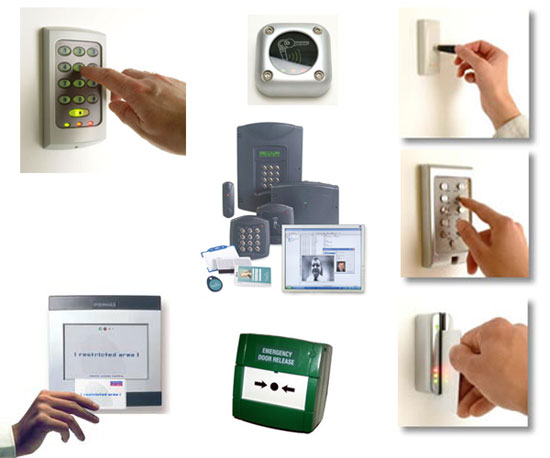 PRECOMMISSIONING & COMMISSIONING PROCEDURE FOR CARD ACCESS CONTROL SYSTEM