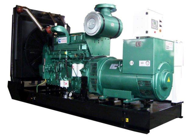 diesel-generator testing & commissioning method procedure statement