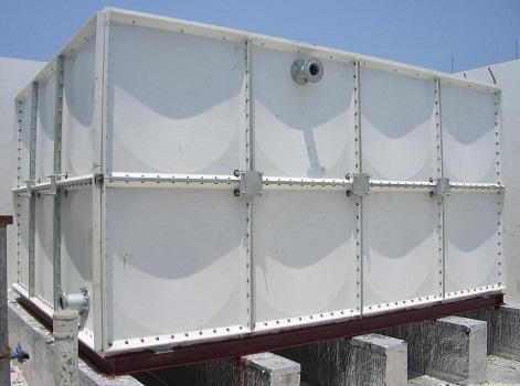 Installation Method Statement For GRP Sectional Water Tanks
