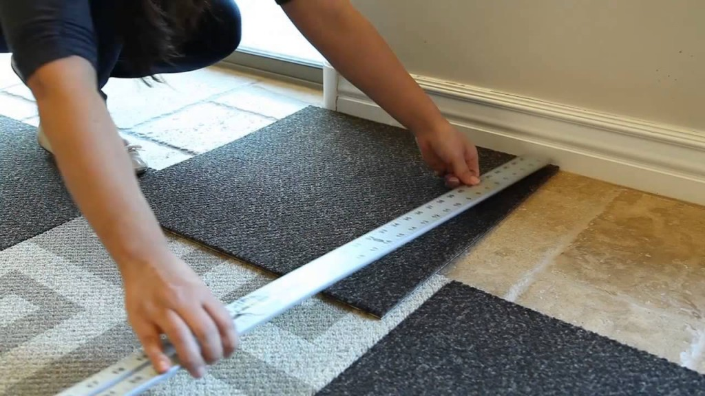 method statement for carpeting works