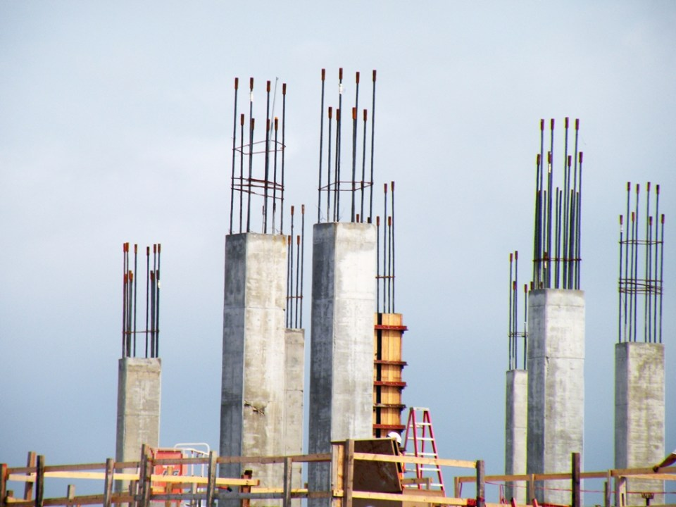 piling concrete works