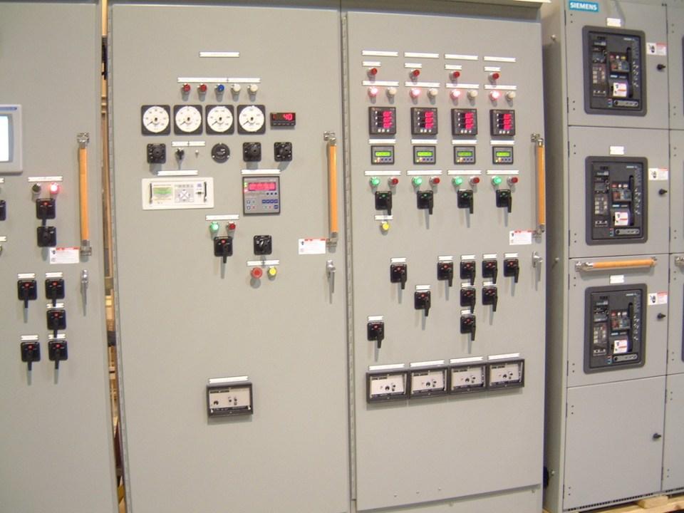 lv panels installation method