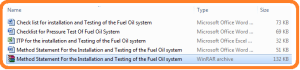 Installation_Of_Fuel_Oil_System