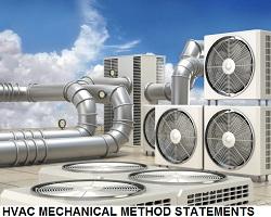 hvac method statements