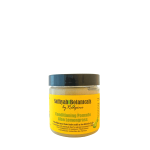 Aloe Lemongrass conditioning pomade