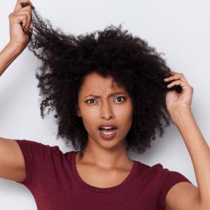 Curl Shrinkage