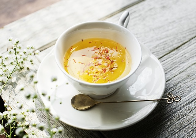 Saffron tea can help spice life up for new mums