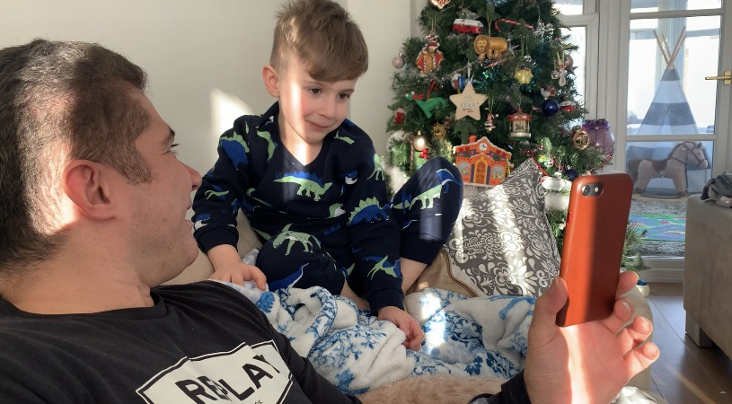 10 achievable New Year's resolutions for families