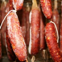 Knob Ends, Pokers and Cornish Chorizo