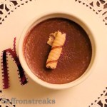 chocolate hazelnut pots de creme