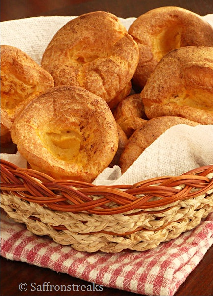 cheesy popovers yorkshire pudding
